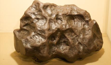 El hierro provino, innegablemente, de meteoritos