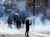 Cerca heridos enfrentamientos 'Día Rabia'