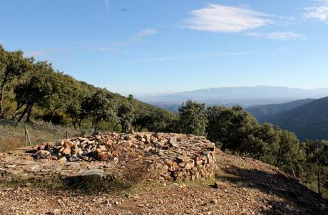 Horno de cal de Peña Venero Cueva de la Mora