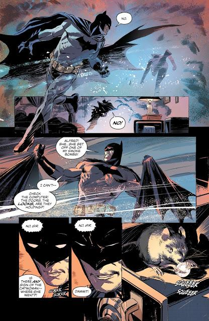 El Batman de Tom King 7: 'Some of These Days' (Annual 2 USA), con Lee Weeks y Michael Lark