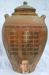 Los pensionistas lo tienen muy mal ... by Mark de Zabaleta