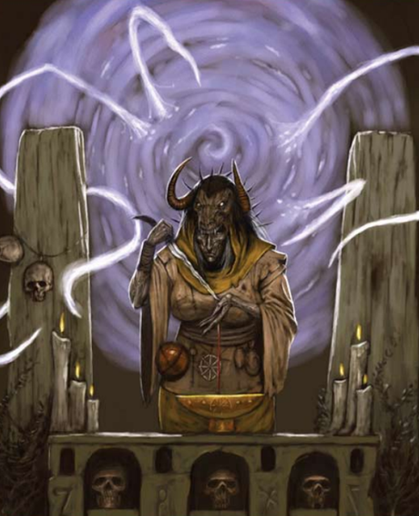 The Ritual, por Phillips Wells (WFRPG 1ª)