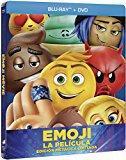 Emoji La Película - Edición Especial Limitada Metal (BD + DVD) [Blu-ray]