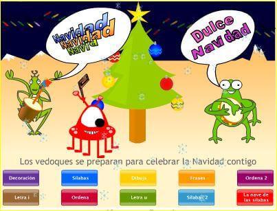 Navidad Vedoque