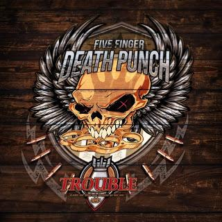 FIVE FINGER DEATH PUNCH - Gone Away