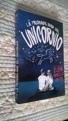 """""""La probabilidad del unicornio"""" (Elena Castillo Castro)"""