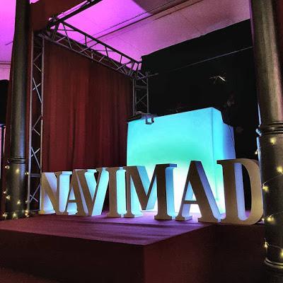 Navimad, Una noche de experiencias en Madrid