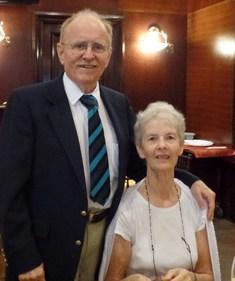 Kenneth MacHarg y esposa