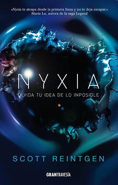 'Nyxia', de Scott Reintgen