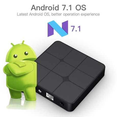 T96 Marx, un Android TV suficientemente interesante