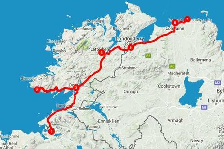 Día 9: De Donegal a Irlanda del Norte