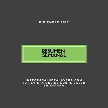 Resumen Segunda Semana Diciembre 2017