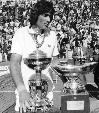 El primer número 1 de la ATP de la historia