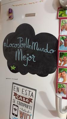 #LocosPorUnMundoMejor