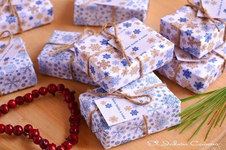Regalos para navidad jabones artesanales naturales
