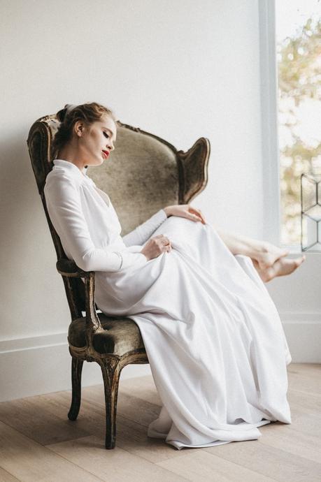 vestidos de novia Cherubina www.bodasdecuento.com