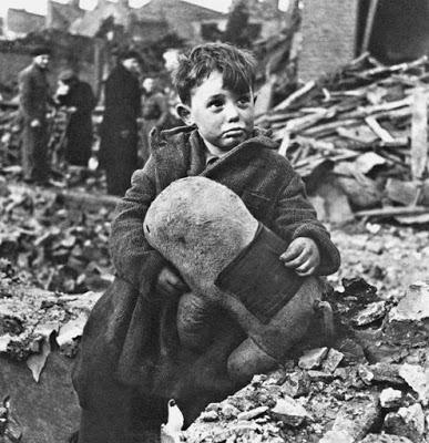 Historia de una imagen [1]: El niño del Blitz