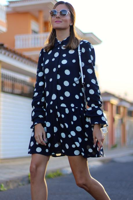 DOTS PLAYSUIT