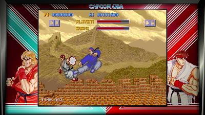 Capcom anuncia la recopilación definitiva de 'Street Fighter'