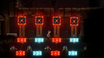 El plataformas de habilidad y aventuras 'Teslagrad' ya disponible para Switch