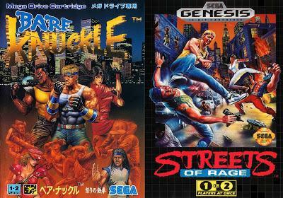 Un esencial llega por fin a la colección SEGA Forever: 'Streets of Rage'
