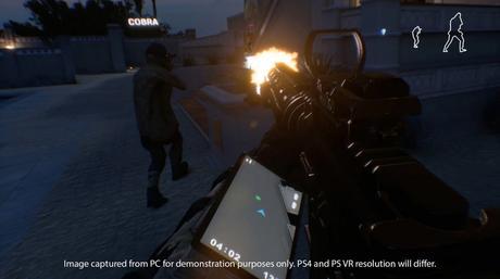 Nuevos datos sobre el shooter Firewall Zero Hour de PSVR