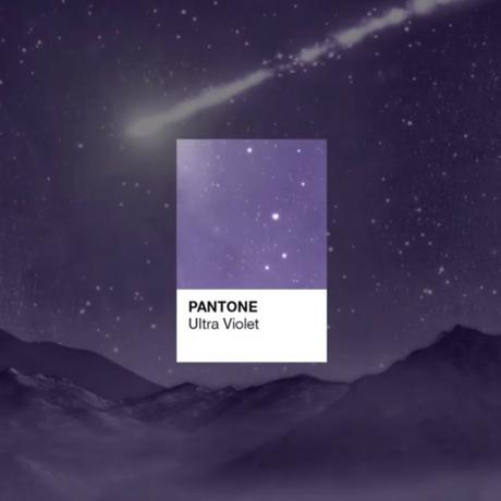 Ultra Violet, el color PANTONE 2018 para llenarnos de energía