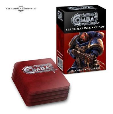 Pre-pedidos de GW anunciados: Vuelven las Combat Cards!