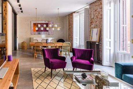 Ultra violet para interiores
