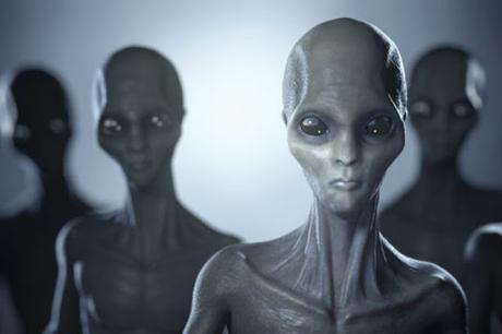 47% de la humanidad cree en la vida #extraterrestre según estudios. #Ovnis #Alienigenas