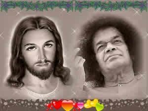 SOBRE JESUS: SATHYA SAI BABA