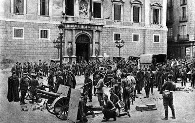 El odio histórico de ERC contra la democracia española