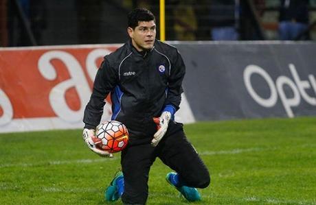 Portero Carlos Lampe estaría en negociaciones con Pumas
