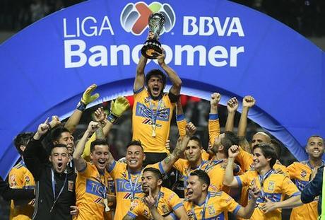 Tigres es el Campeón del Apertura 2017