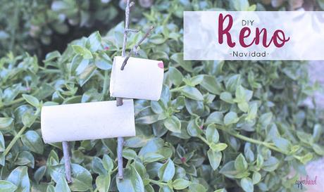 DIY: Renos de cartón + Empaquetado Bonito