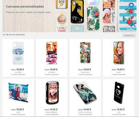 Sorteo: Carcasa personalizada para tu móvil