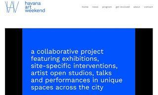La Habana en 'weekend' de guerra cultural