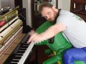 Cinco melodías dinosaurianas piano Lord Vinheteiro
