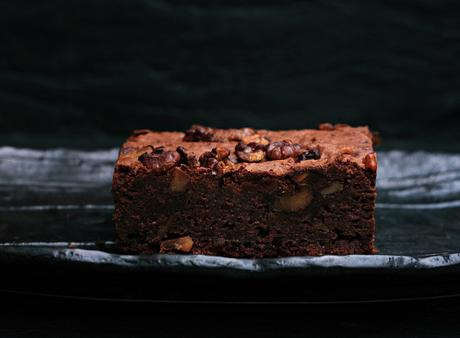 BROWNIE DE CHOCOLATE (horno)