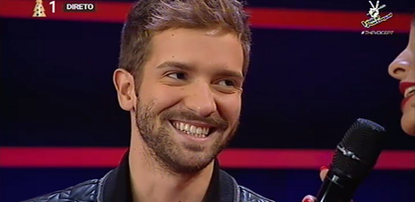 [VÍDEOS] Pablo Alborán en The Voice Portugal