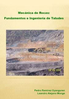 Un buen libro sobre taludes en terrenos rocoso