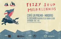 Concierto de Fizzy Soup y Marklenders en Café la Palma