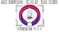 Concierto de Ghost Transmission, Celica XX y Black Islands en Fotomatón Bar