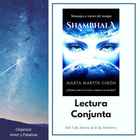 Lectura Conjunta: Shambhala - Marta Martín Girón