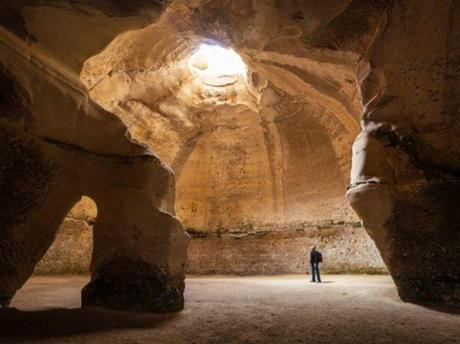 Viajando por Israel: conoce la ciudad subterránea más bella del mundo