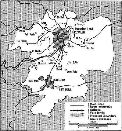 Datos de Jerusalem.