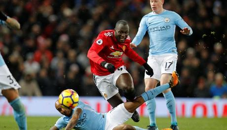 El Manchester City se dispara en Old Trafford