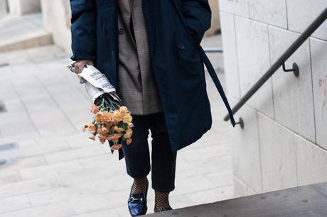 Look del día: Puffer coat