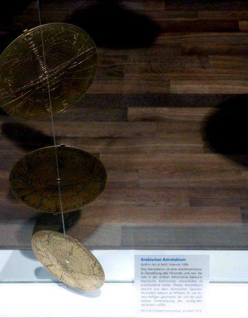 El astrolabio andalusí de Kassel