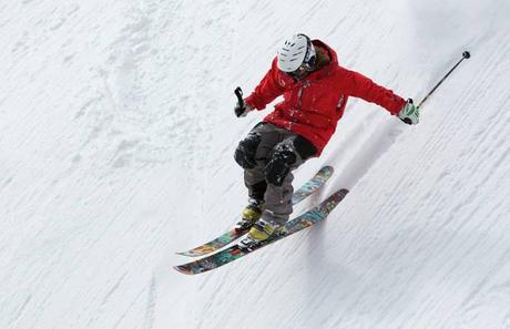 esquí Pixabay